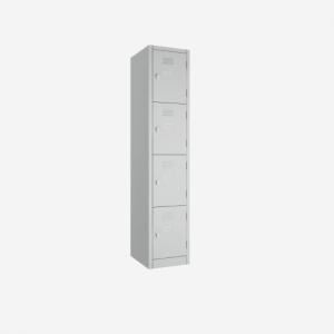 Tủ loker xuân hòa LK-4N-01-1