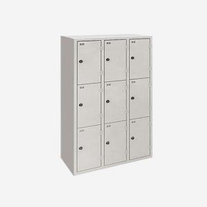 Tủ loker xuân hòa LK-9N-03-1
